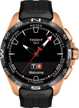 Tissot T-Touch Connect Solar Guld