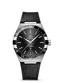 Omega Constellation Co-Axial Master Chronomter 41 mm Svart