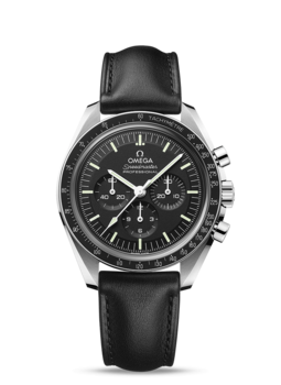 Omega Moonwatch Professional Co-Axial Master Chronometer Chronograph 42 mm, Safirglas