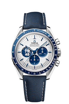"Omega Speedmaster Moonwatch ""Silver Snoopy Award"""