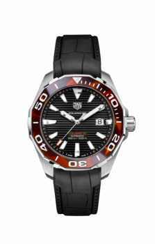 TAG Heuer Aquaracer Automatic 43 mm Svart