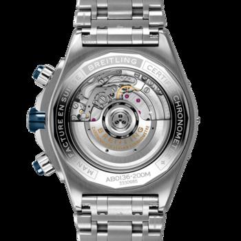 Breitling Super Chronomat B01 44 Stål Blå