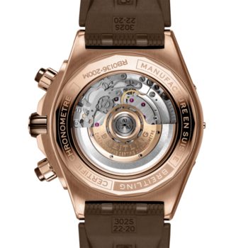 Breitling Super Chronomat B01 44 18 K Rosé