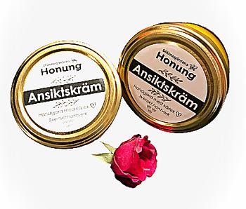 Svensk Handtillverkad Exklusiv Ansiktskräm