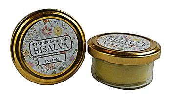 Svensk Handtillverkad Bisalva Tea Tree