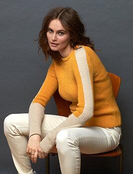 160-20 Tofarget genser