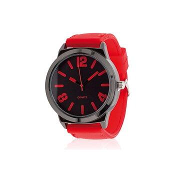 Unisexklocka 143679, Färg: Röd