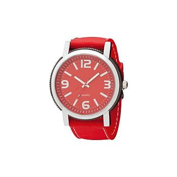 Unisexklocka 143970, Färg: Röd