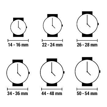 Damklocka Time Force TF4012L01M (29 mm)