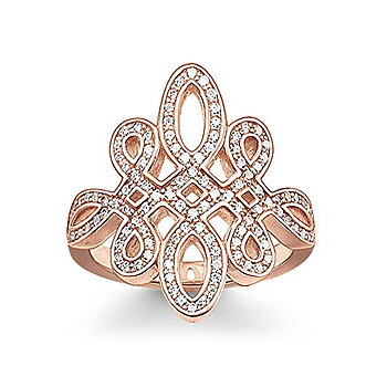 Damring Thomas Sabo TR1974-416-14 (17,2 mm)