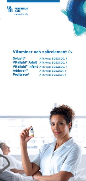 Vitaminer och spårelement