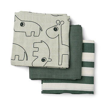 Burp cloth, 3-pack