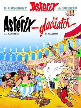 Asterix nr 11 Asterix som gladiator Nytryck