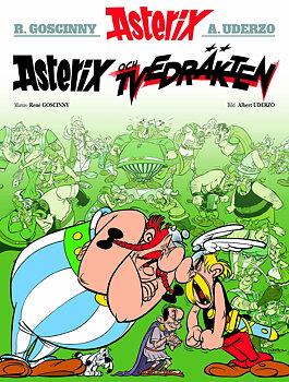 Asterix nr 15 Asterix och tvedräkten Nytryck