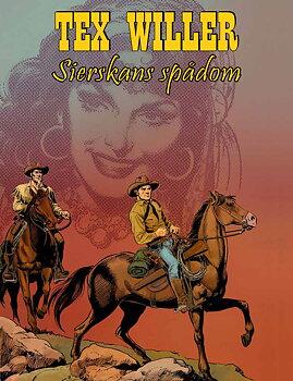 Tex Willer Sierskans spådom + Bonus häfte Döden i öknen