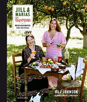 Kokbok Jill & Marias Taverna  - Signerad