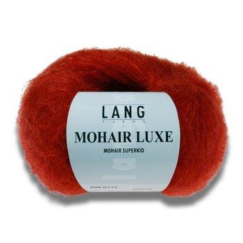 MOHAIR LUXE - Fjäderlätt mohairgarn