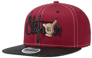 Baseboll Shaka cap från Stetson, one size ställbar baktill