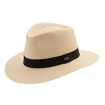 Panamahatt från Faustmann, säljs på Hospitalsgatan 16