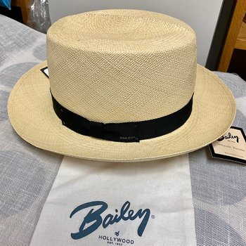 Bailey Roll up Optimo crown, panama