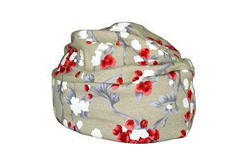 Gabi mönstrad jersey turban från Mayser