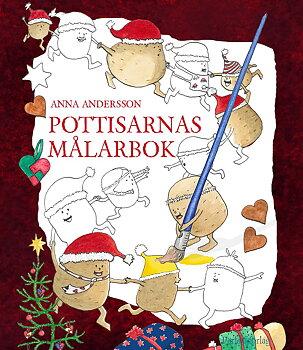 Pottisarnas målarbok