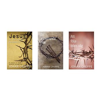 Greppes tre böcker till paketpris