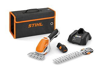 STIHL HSA 26 batteridriven gräs- och busksax inkl batteri och laddare