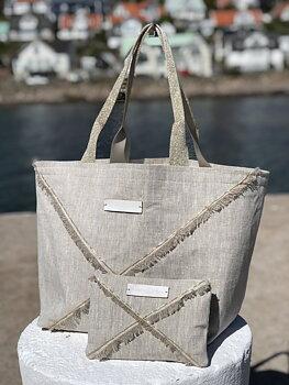 Maya bag-Gold