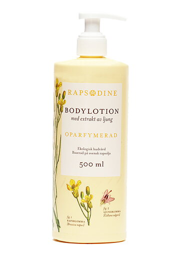 Bodylotion, oparfymerad, 500 ml