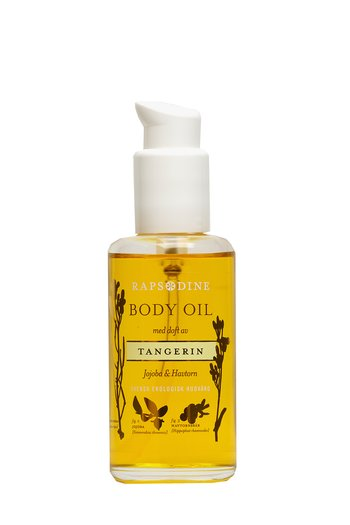 Body Oil, 100 ml