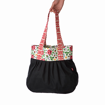 Lilla Dalom shoppingbag