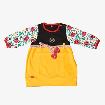 OUTLET Lilla Dalom klänning