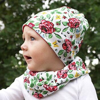 Lilla Dalom tubscarf baby