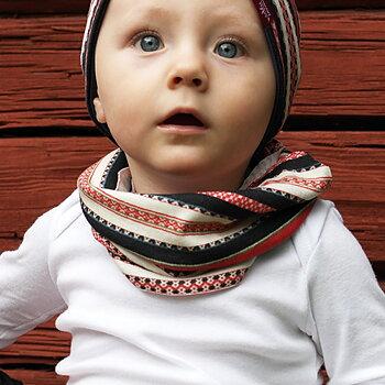 Häradsbygden tubscarf baby