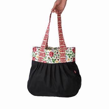 OUTLET Lilla Dalom shoppingbag