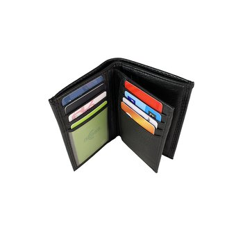 3-delad plånbok (medium)