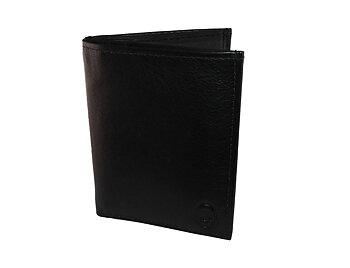 Kortplånbok i skinn