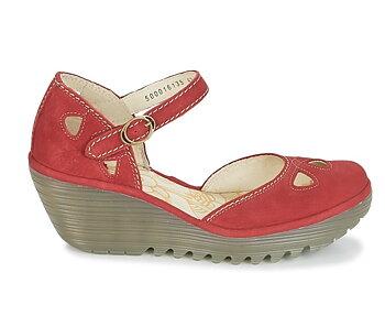 Sandalett  från  Fly London i modellen Yuna, svart