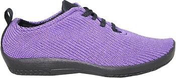 Arcopedico stickade sneakers, lila