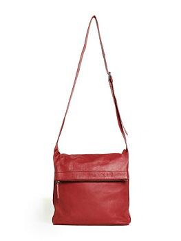 Sticks and Stones väska  Flap Bag,  röd