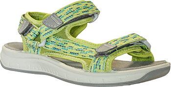 Bekväm sandal från Softwork, kiwi multi