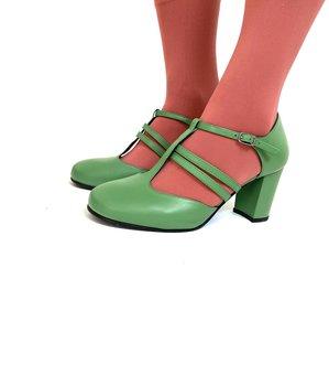 Nordic ShoePeople modell Liva, grön