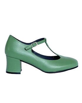 Nordic ShoePeople modell Frida, grön