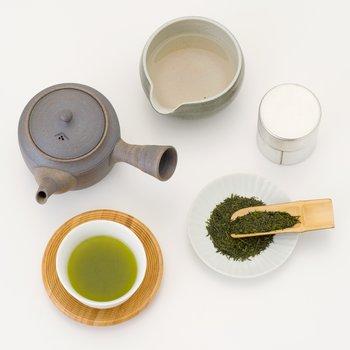 Fukamushi Sencha, djupångat grönt te [50g, KRAV]