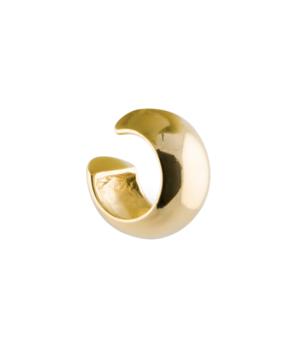 Wide Ear cuff Gold
