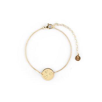Ellas Coin Brace Gold