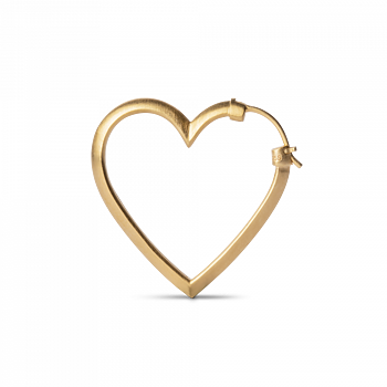 Heart Of love gold