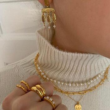 Fay Stickers Earrings