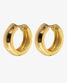 Enna Earrings Gold